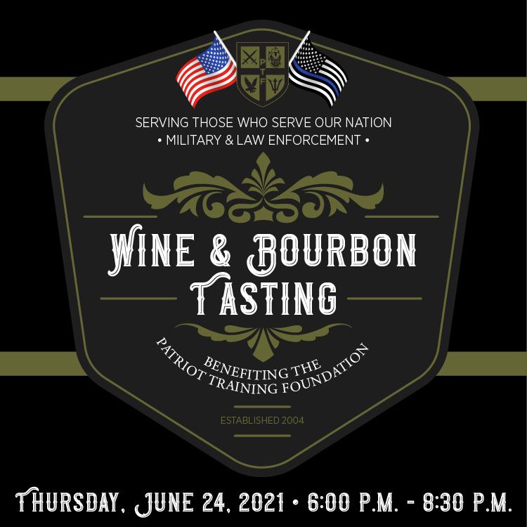 Wine and Bourbon Tasting
